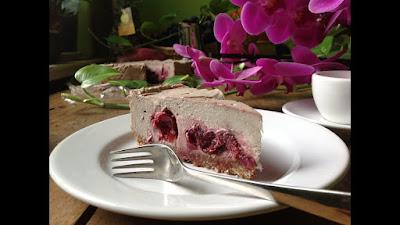 Cherry curd cake recipe