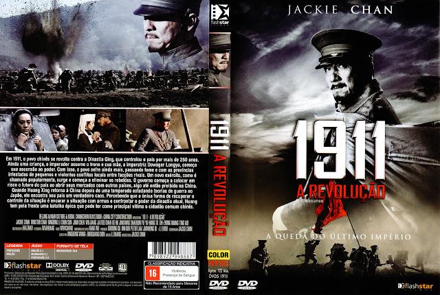 Capa DVD 1911 A REVOLUÇÃO