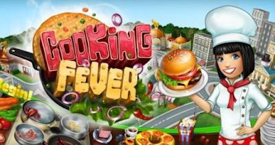 Cooking Fever Mod Apk Terbaru