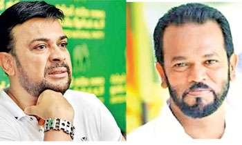 Knife brandishing: Complaint lodged against Ranjan, Palitha