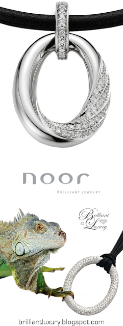 Brilliant Luxury ♦ noor necklace
