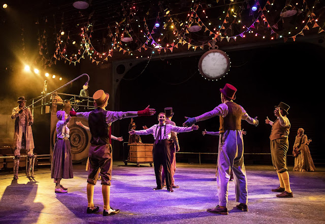 review of A Christmas Carol at Northern Stage in Newcastle, running to January 5 2019