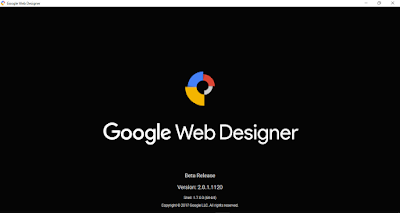 how to fix google web designer freeze