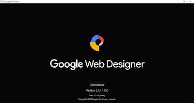 how to fix google web designer freeze