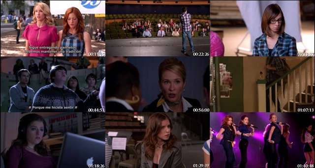 Pitch Perfect (2012) DVDRip Latino