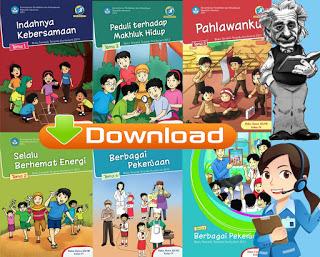 Download Buku Kurikulum 2013 SD Kelas 1 Revisi 2016