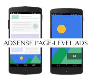 how to add adsense page-level ads in blogspot