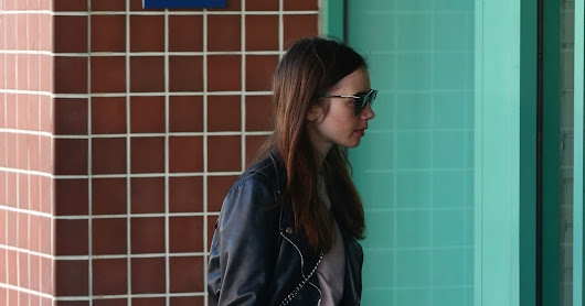 Lily Collins en Beverly Hills, CA (Abril 18)