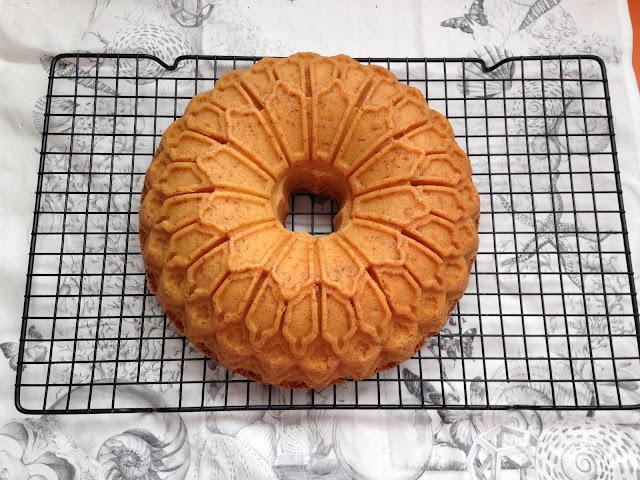 bundt cake de limon