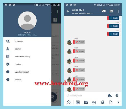 BBM Mod X-Style v3.2.0.6 APK Terbaru untuk Android