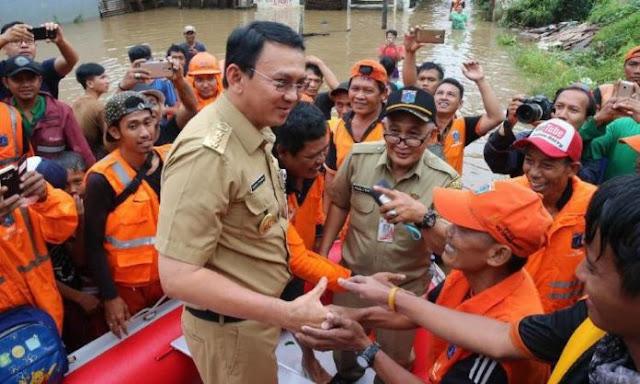 Ahok dan Pasukan Orange
