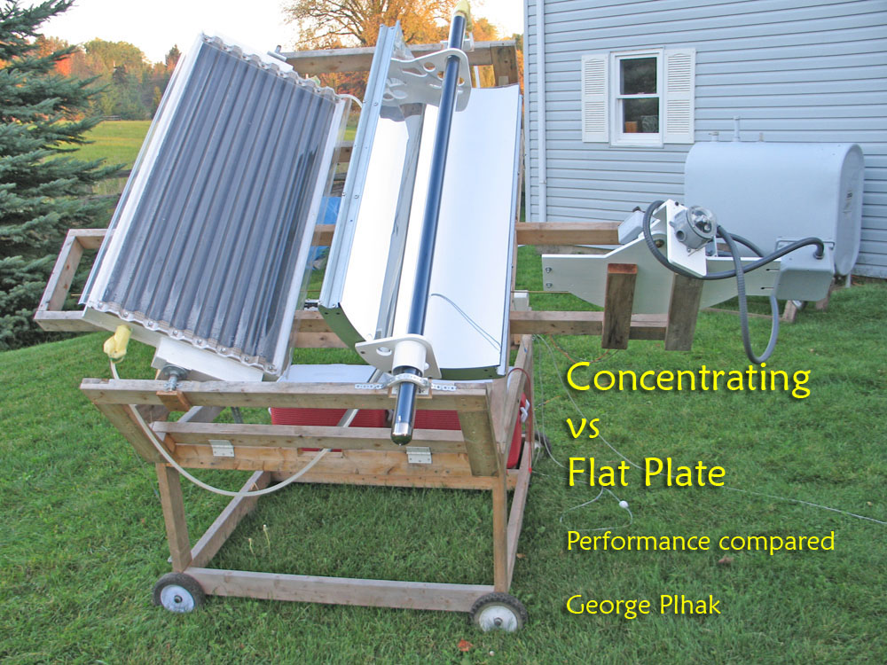 Georgesworkshop Summary Conclusion Diy Flat Plate Vs