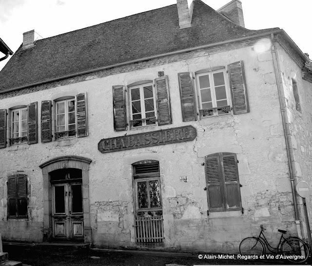 Grand-Hôtel Chabassière de Pionsat, Puy-de-Dôme