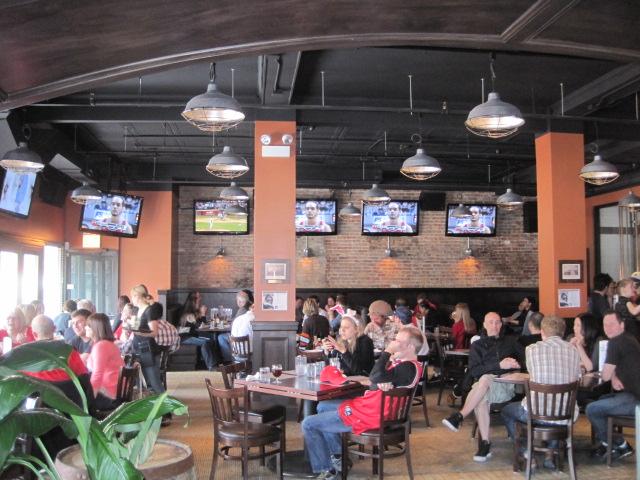 Bar Haymarket Pub & Brewery em Chicago