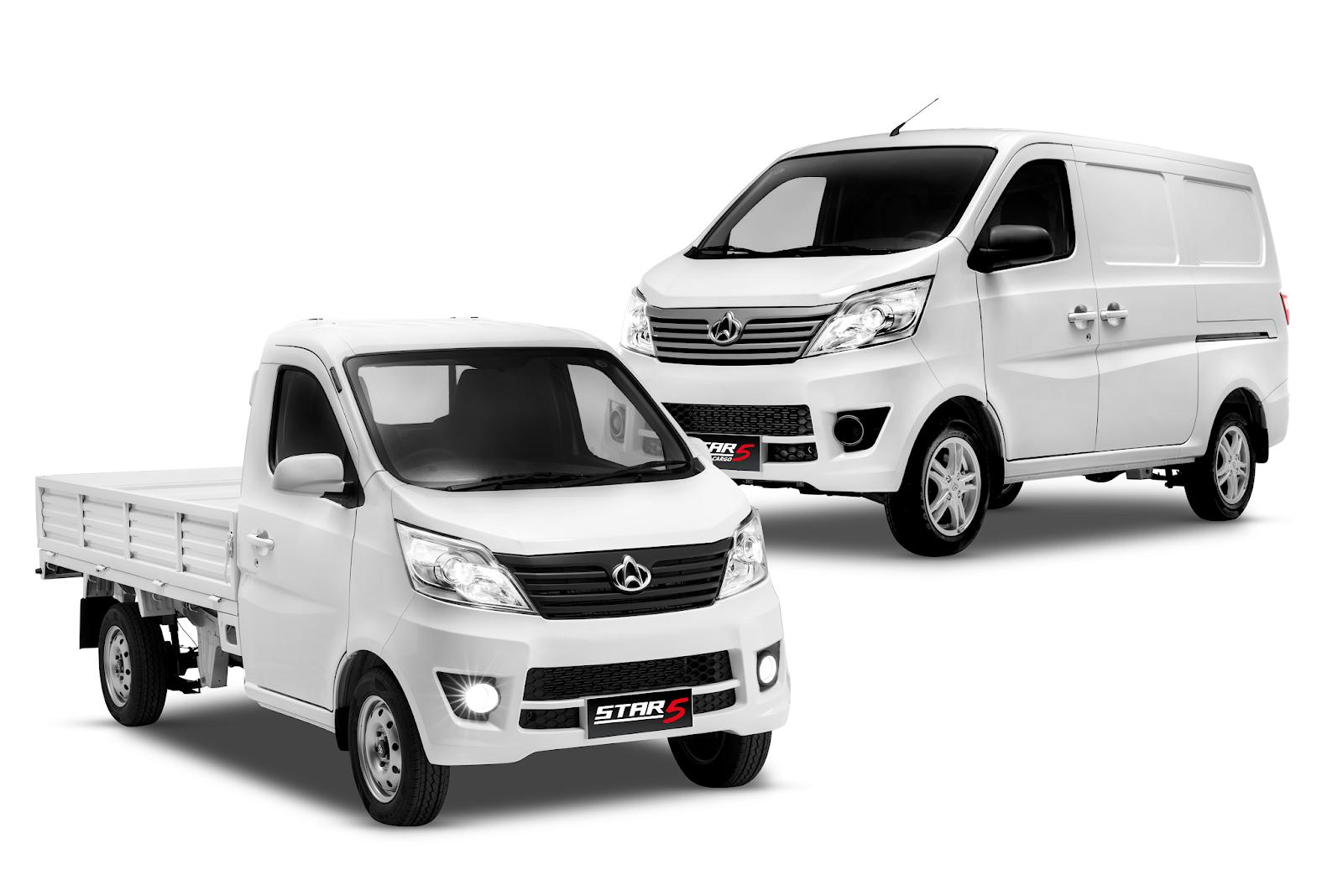 Changan presenta nueva línea de vehículos de distribución