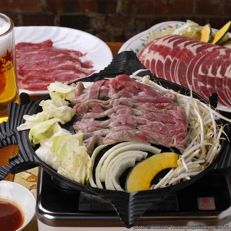 【札幌啤酒園】比成吉思汗還幸福 烤肉啤酒吃喝到飽