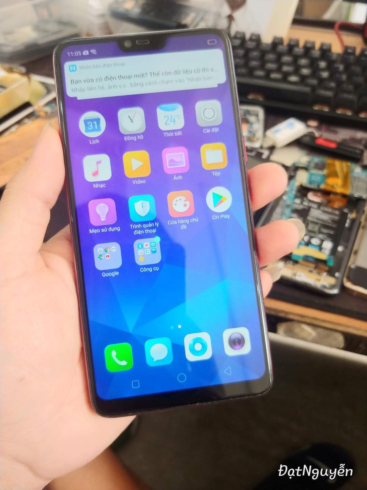 Đạt Nguyễn Mobile - 0985984222: tháng ba 2019