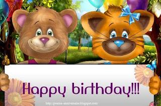 Poème d'anniversaire pour une amie chère