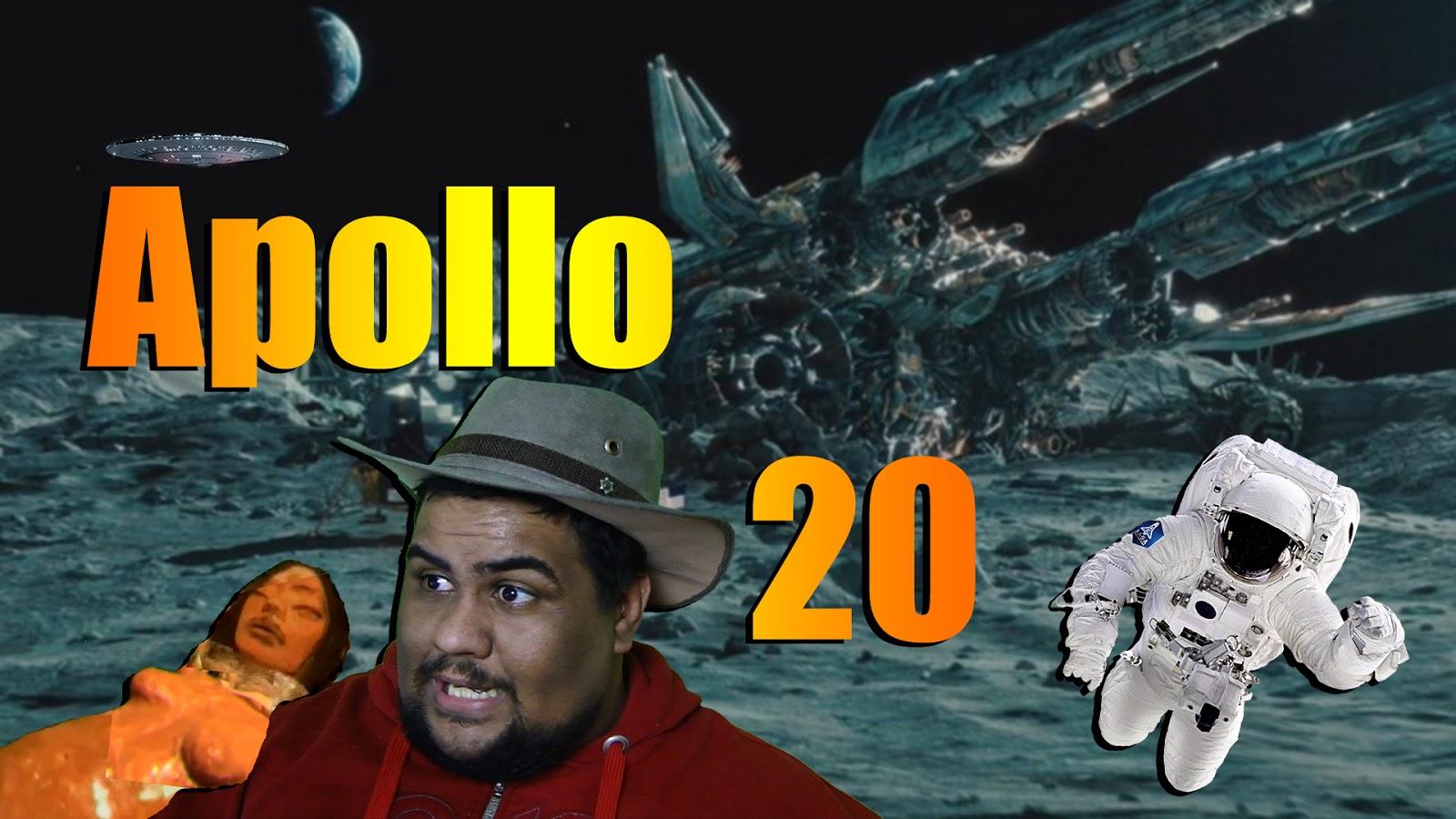 Mistérios Arquivados: Apollo 20