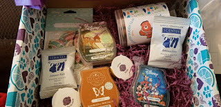 The Dragon Slayer Mommy May 2019 Scentsy Whiff Box