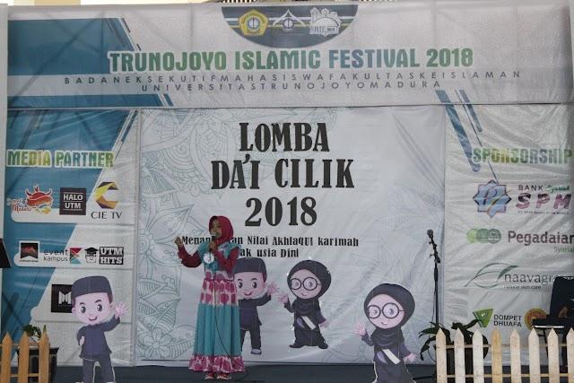 Tingkatkan Kepercayaan Diri Sejak Dini, Fakultas Keislaman Adakan Lomba Da'i Cilik Se-Jawa Timur
