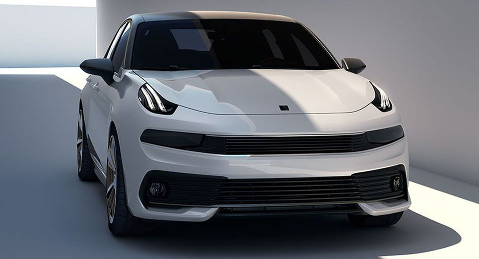 Lynk & Co unveils the 03 shareable vehicle