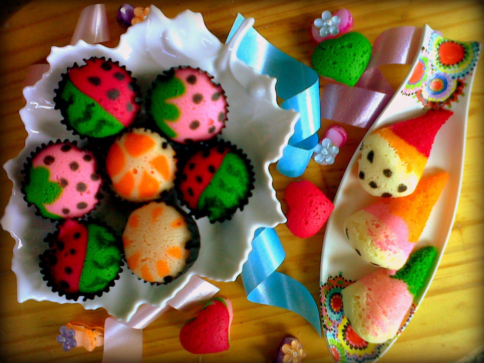 Notes Bolu Kukus Imut Aka Apam Tutty Frutty