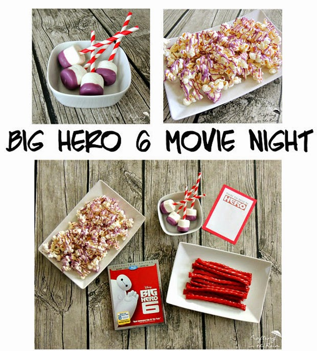 hero cards, what is a hero, marshmallow pops, popcorn, snack ideas