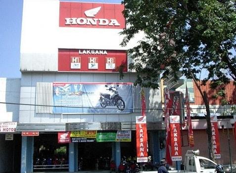 Dealer Laksana Honda Purwodadi