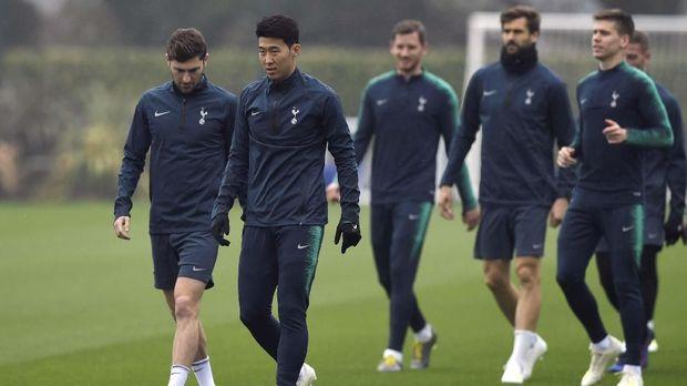 Melawan Tottenham Di Liga Champions City Alergi Tim Inggris 2019