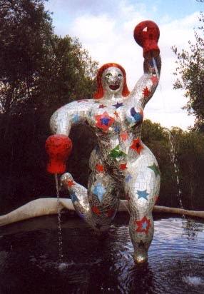 L Italie De Michelle Gastaut Blogue Toscane Niki De Saint Phalle