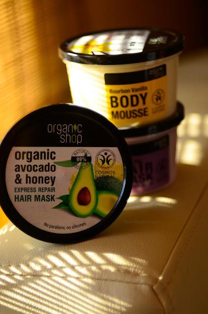 kosmetyki | organic | organic shop | włosy | maska do włosów | awokado | miód