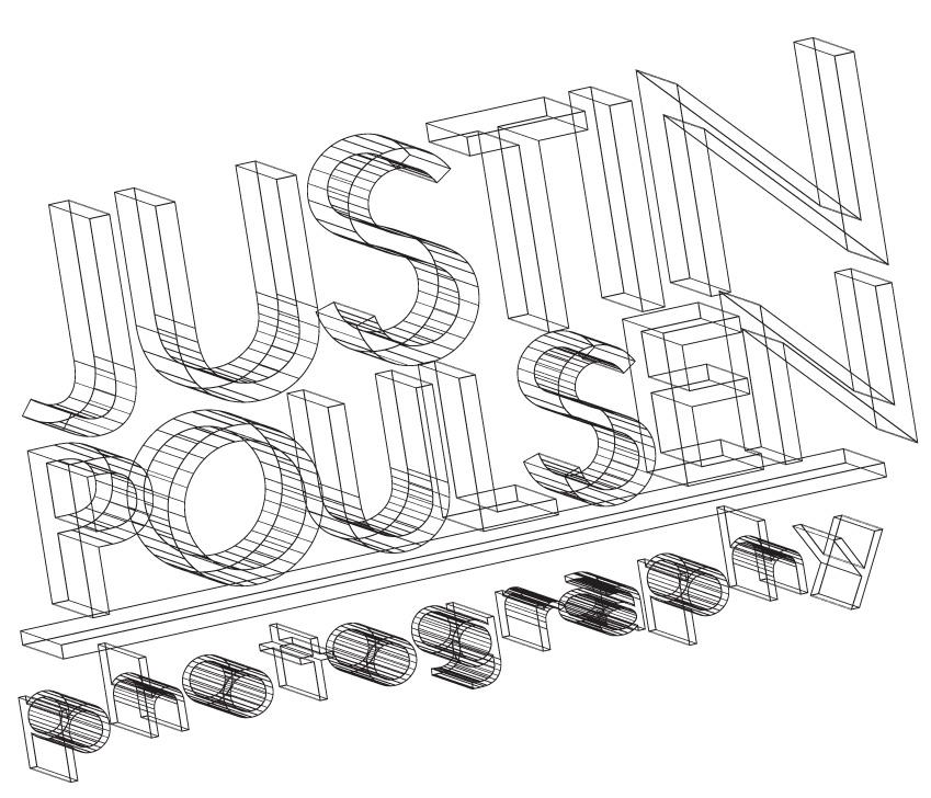 Justin Poulsen Photography: SCANSCANSCAN