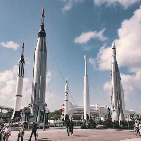 Kennedy Space Center Florida