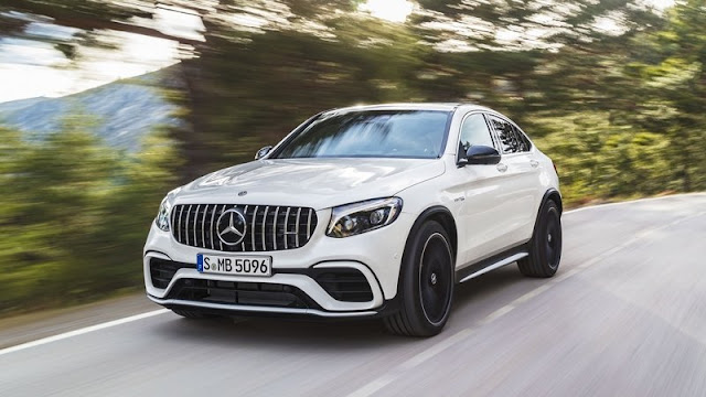 2018 Mercedes Benz AMG GLC63 S Coupe Reviews Exterior, Interior & Prices