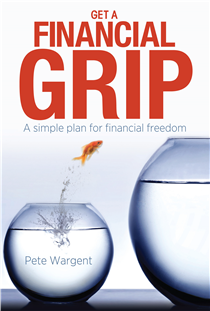 BUY MY FIRST BOOK - RATED TOP 10 FINANCE BOOKS OF 2012 BY MONEY MAGAZINE & DYMOCKS