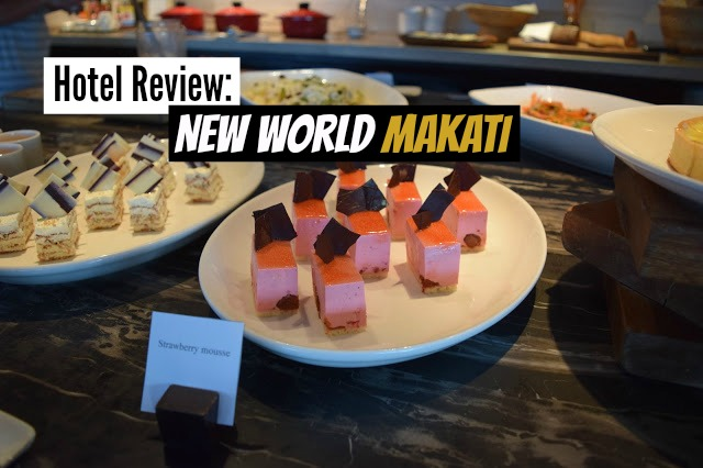 new world makati hotel reviews