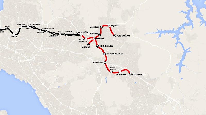 Metro kazıları başladı, bir çok yol trafiğe kapatılıyor