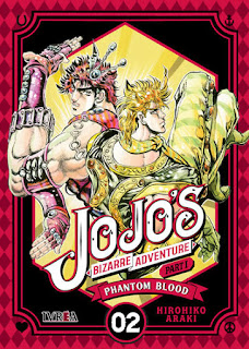 JOJO'S BIZARRE ADVENTURE Phantom Blood #2