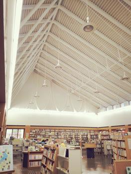 多賀町立図書館
