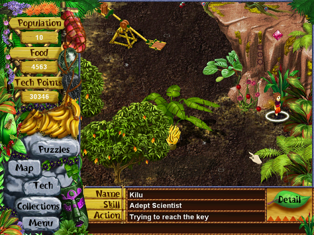 Cara Menyelesaikan Semua Puzzle Virtual Villagers 3: The Secret City