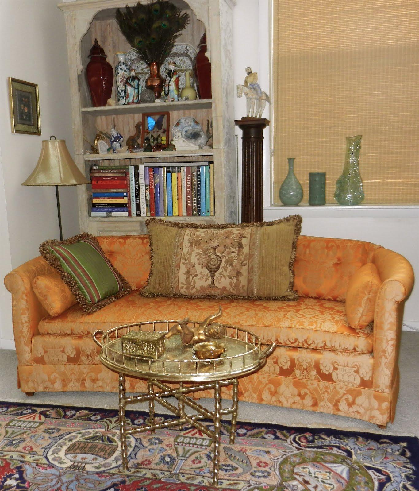 Knickerbocker Style Amp Design Vintage Hollywood Regency Lux