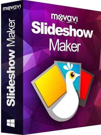 Movavi Slideshow Maker 3.0.1 poster box cover