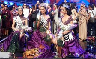Daftar Lengkap Pemenang Puteri Indonesia 2016