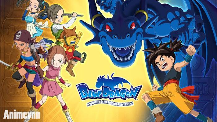 Ảnh trong phim Blue Dragon 1