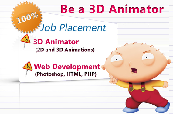 Animation-institute-Delhi | Course Crown