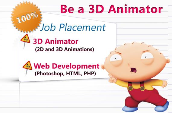 Animation-institute-Delhi | Course Crown
