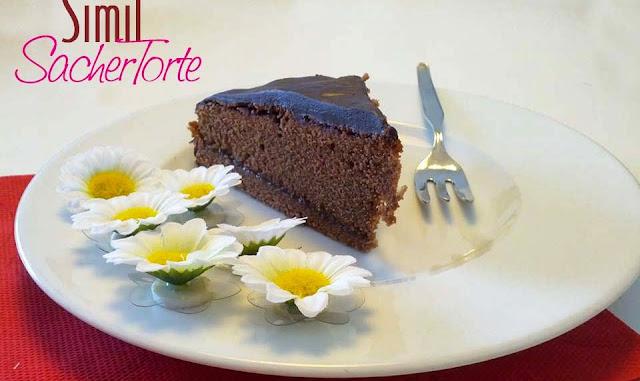 La mia prima (simil) Sacher Torte