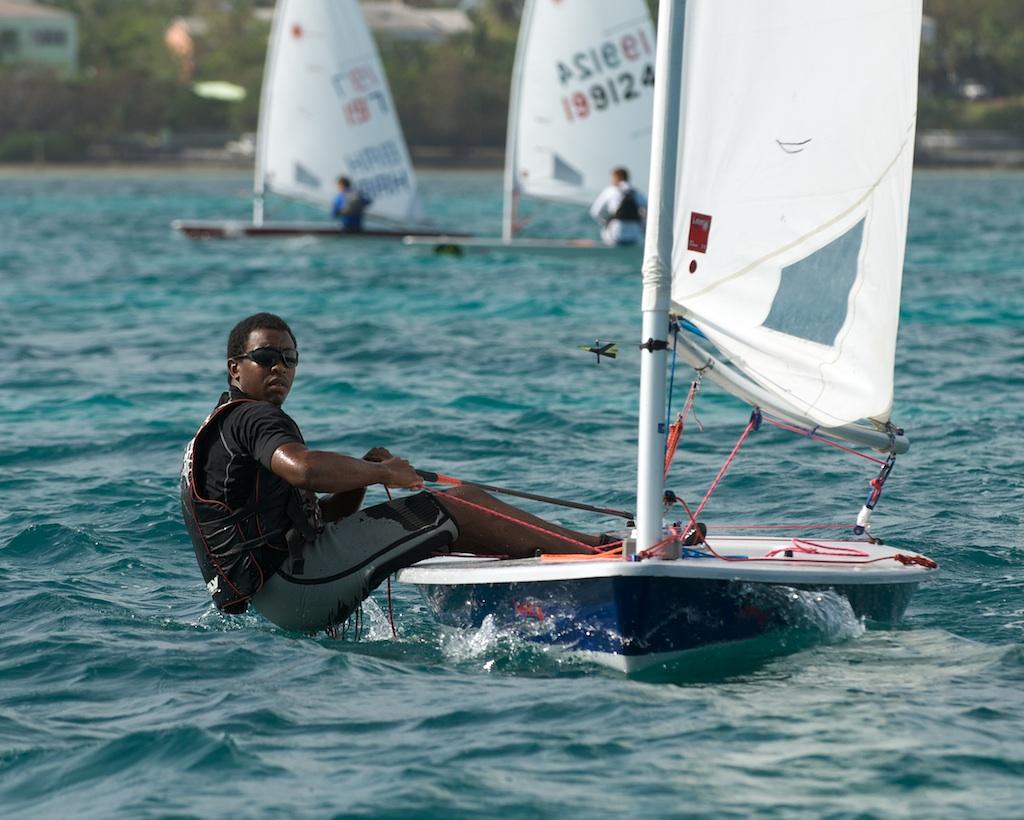Bahamas Sailing Association Event Laser National
