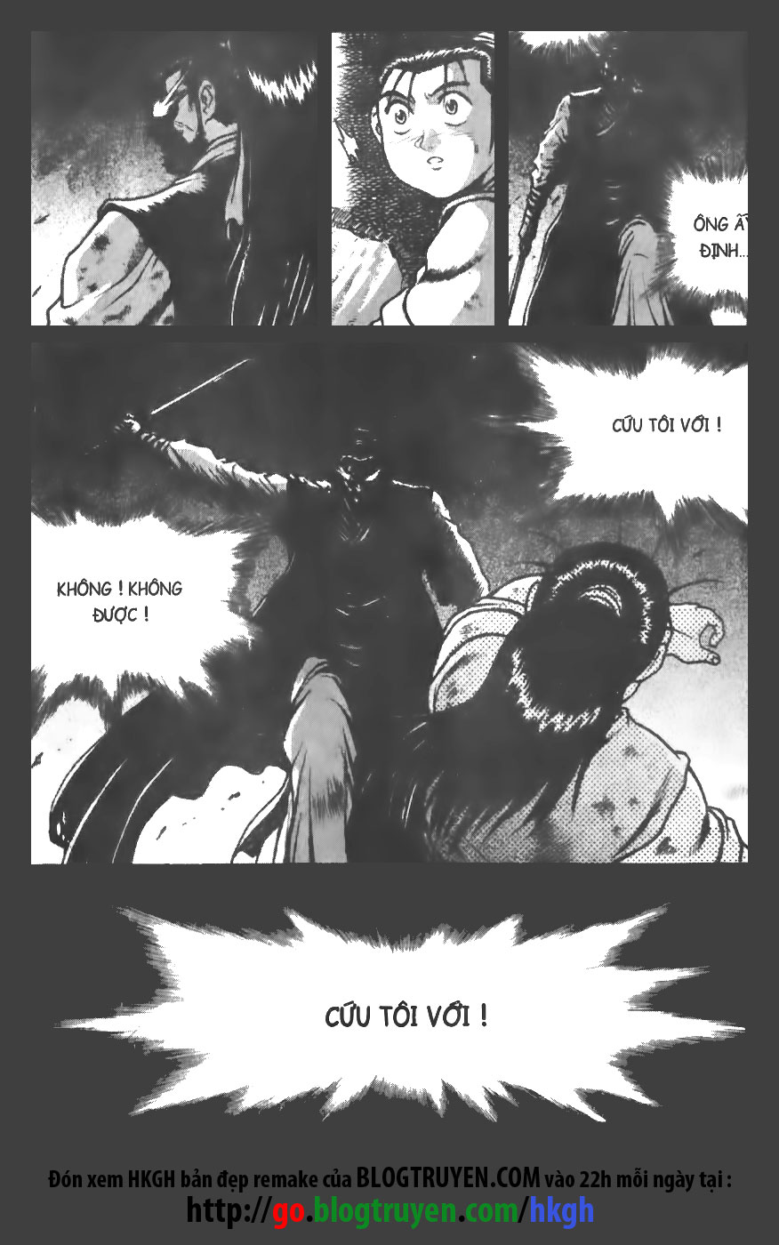 Hiệp Khách Giang Hồ Chap 159